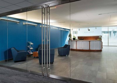 M+W Zen Building Office