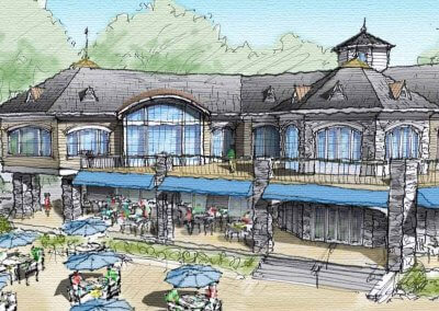 Saratoga National Clubhouse Addition and Renovation